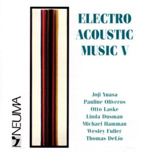 Electro Acoustic Music 5 cover